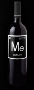 Merlot Wine for Chemists